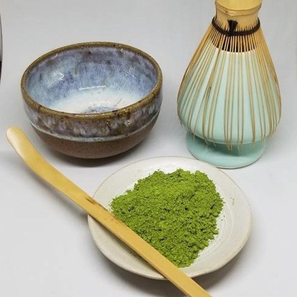 Sakao Drink - Sakao Tea - Bamboo Matcha Tea Whisk - Chasen