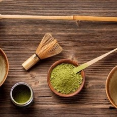 Sakao Drink - Sakao Tea - Bamboo Matcha Tea Whisk - long handle for cups