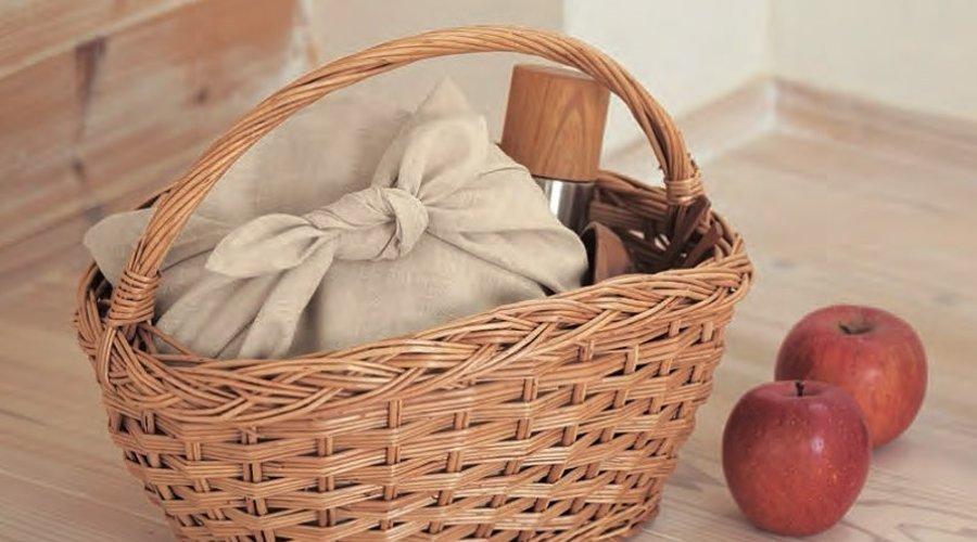3 utilisations pratiques pour les tissus d'emballage furoshiki
