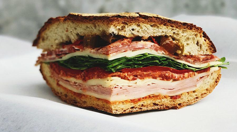 Recette sandwich pressé pour pique-nique