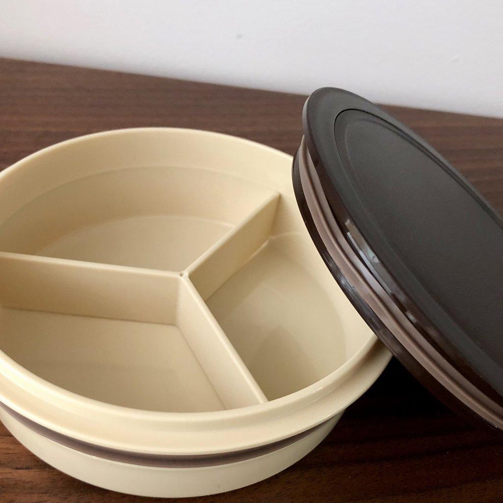 Sabu Sabu - Mykonos - 2-Tiered Insulated Thermos Bowl - 630ml