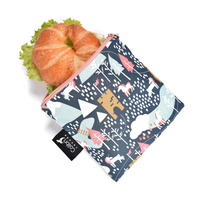 Colibri Colibri - Reusable Snack Bag - Large KIDS