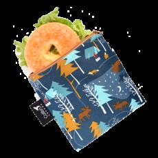 Colibri Sac à sandwich réutilisable Colibri - Grand - Enfants