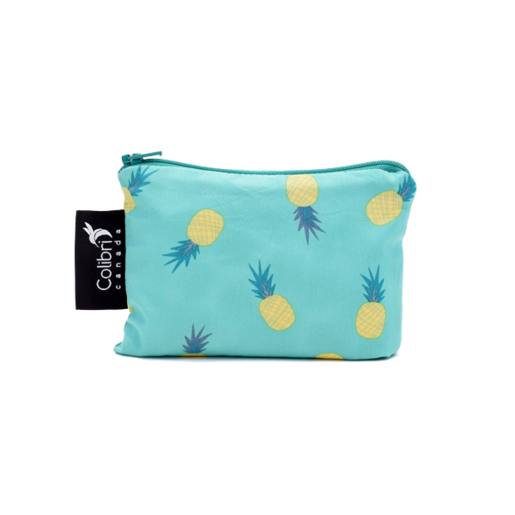Colibri Colibri - Reusable Snack Bag - Small
