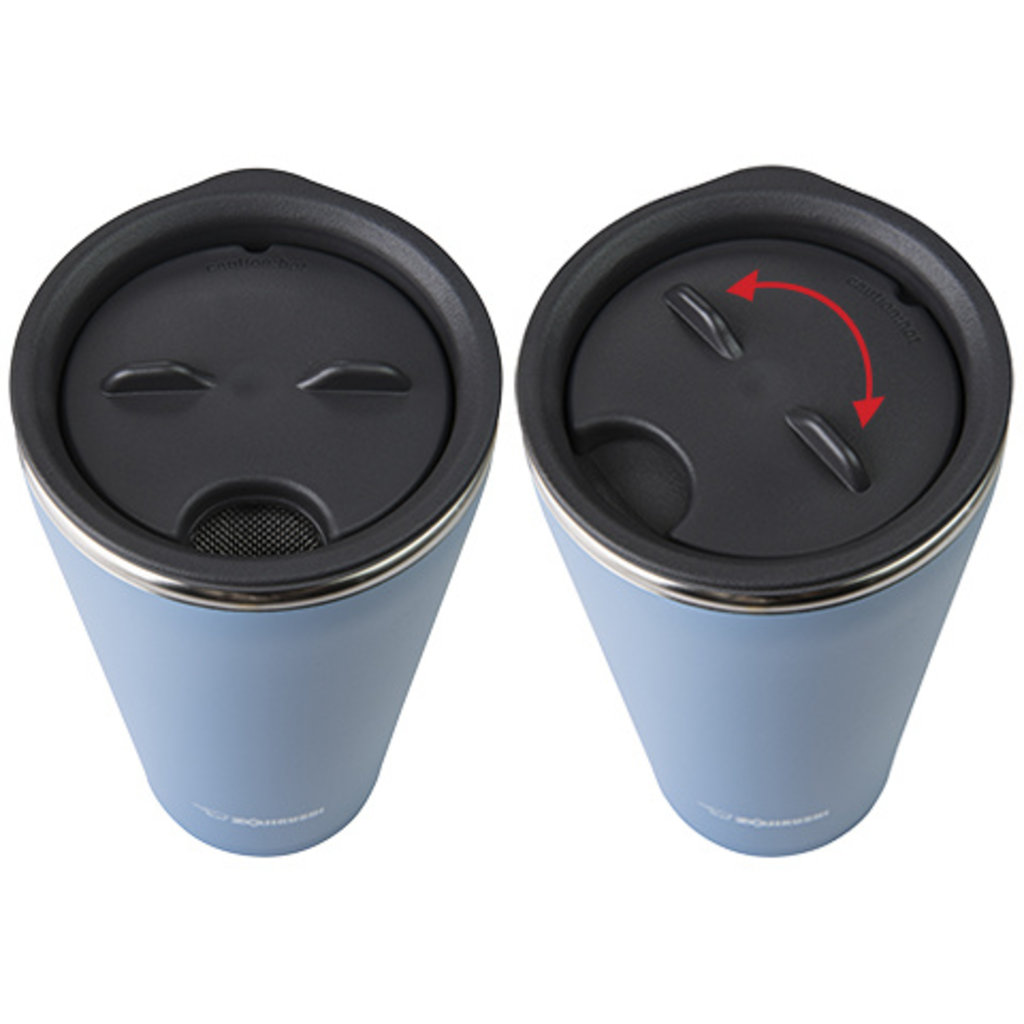Zojirushi Drink - Zojirushi Gobelet en acier inoxydable - SX-FSE45