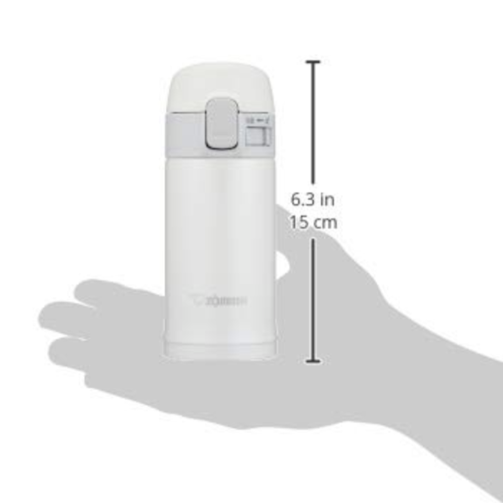 Zojirushi Drink - Zojirushi - Stainless Thermal Mug - SM-PC20 - WH