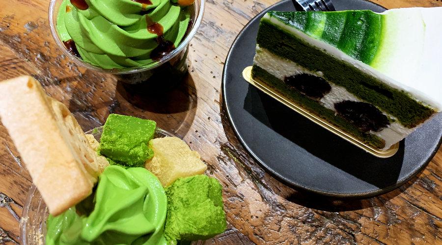 Bonnes adresses - à manger - Restaurant de Matcha 'Tsujiru'