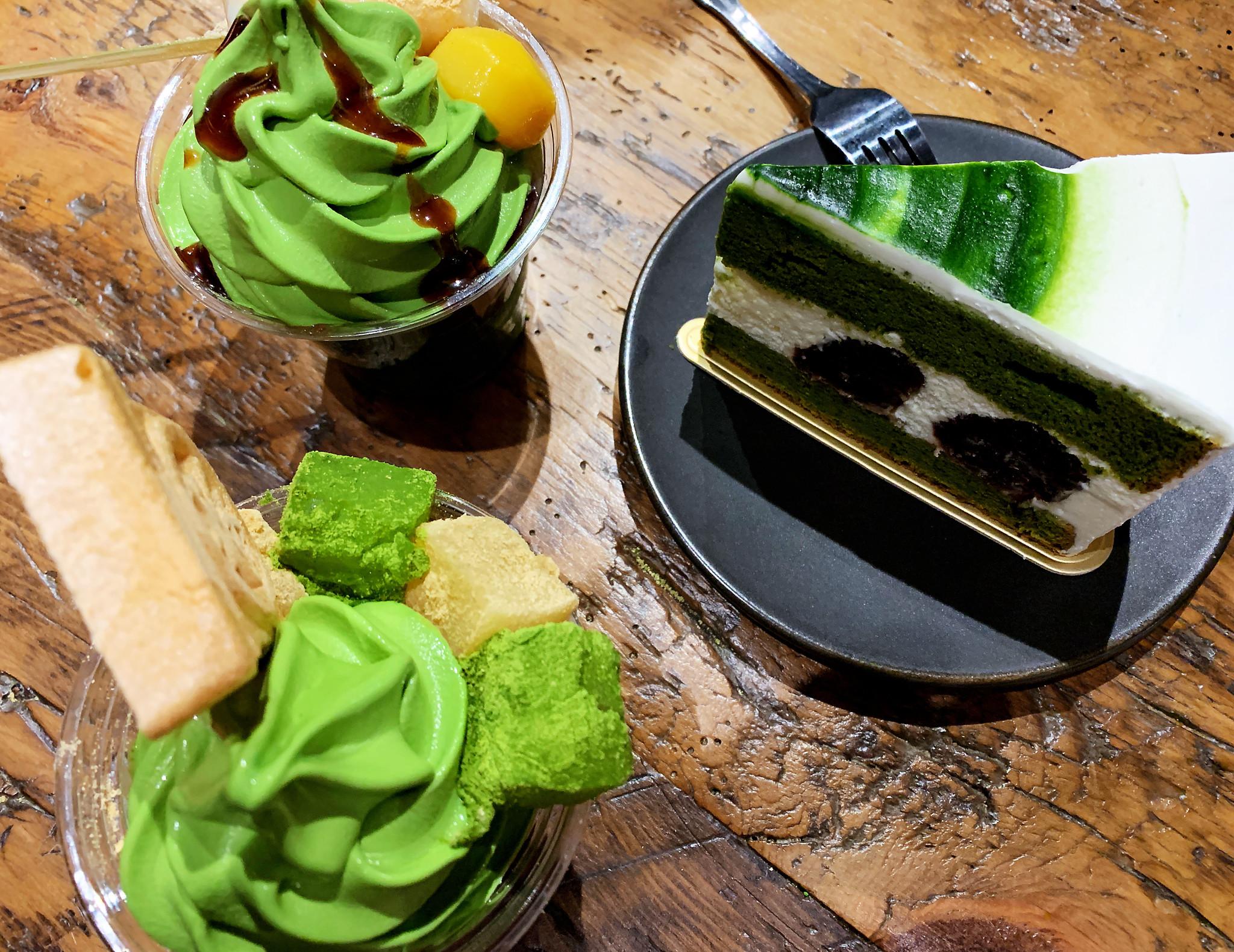 Taste Test - Tsujiru Matcha Restaurant