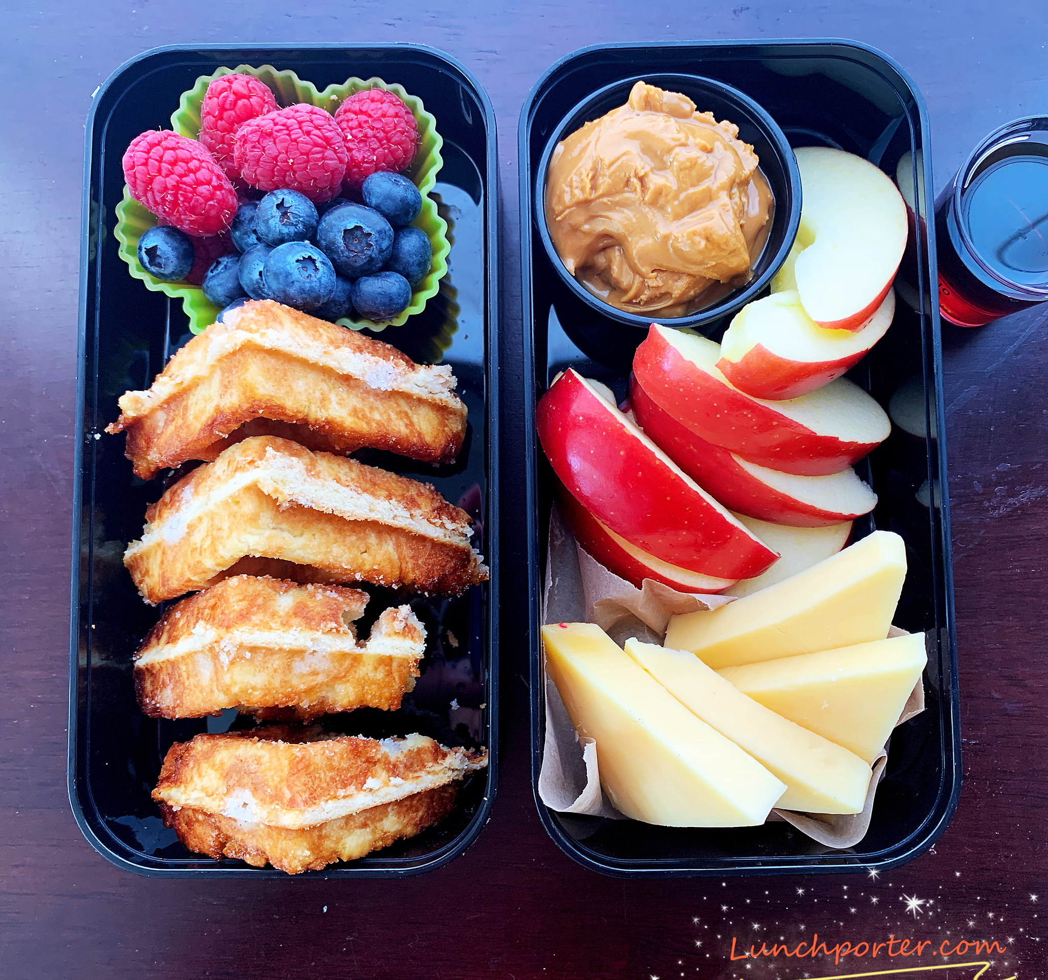 3 Ideas to pack your bento box for breakfast on-the-go