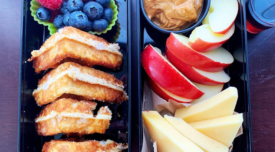 3 Idées pour prendre son petit déjeuner sur le pouce