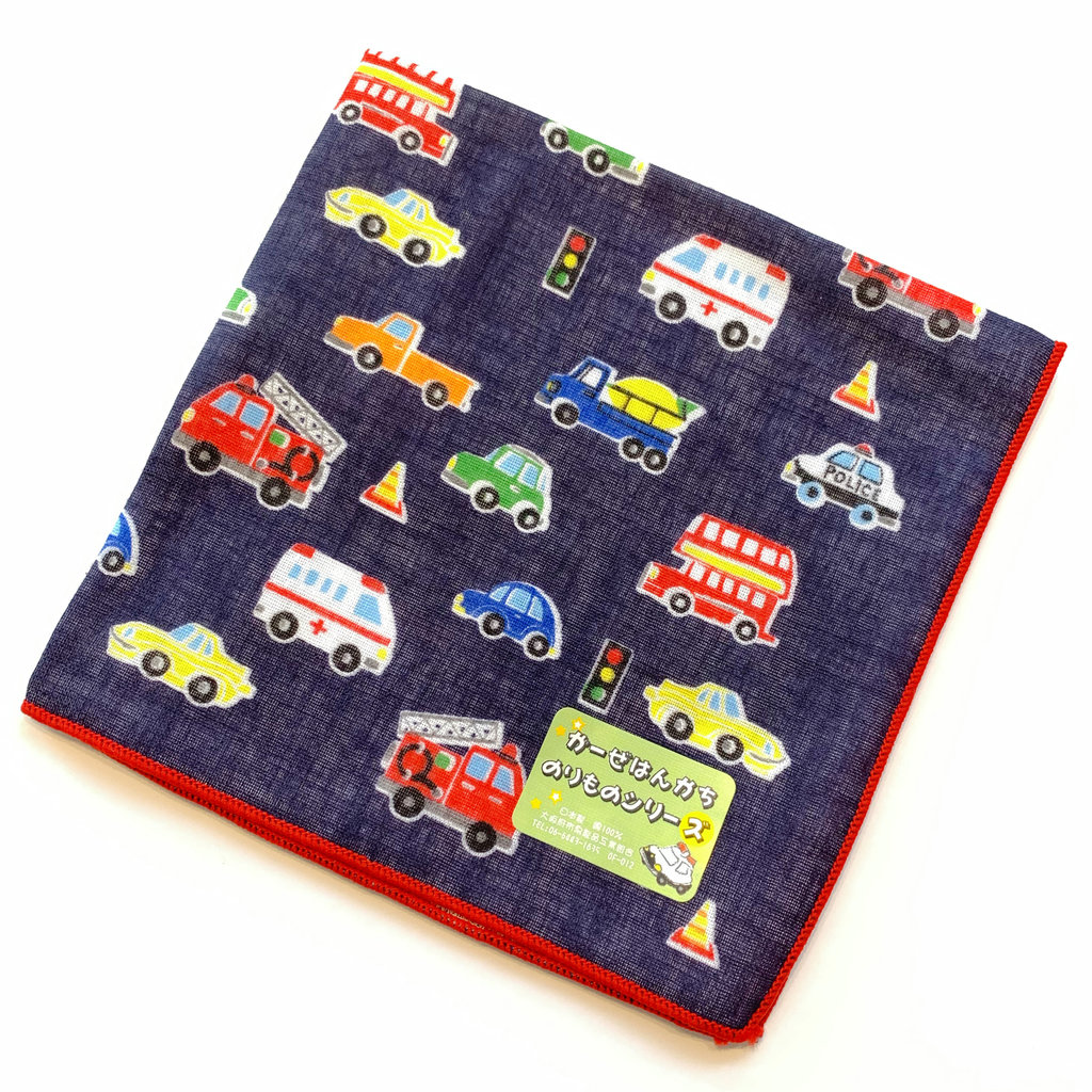 Prime Prime - Kids Mini Napkin - Cars