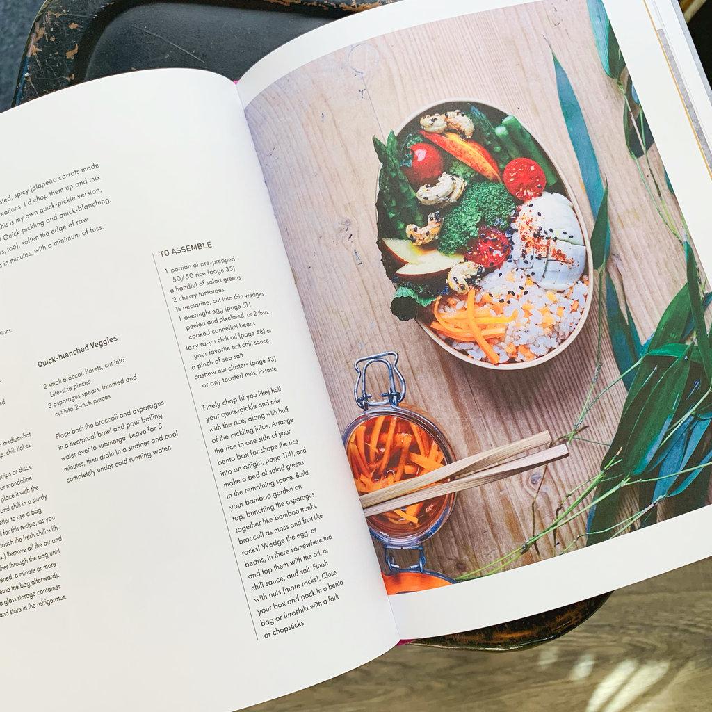Livre - Bento Power: Brilliantly Balanced Lunchbox Recipes