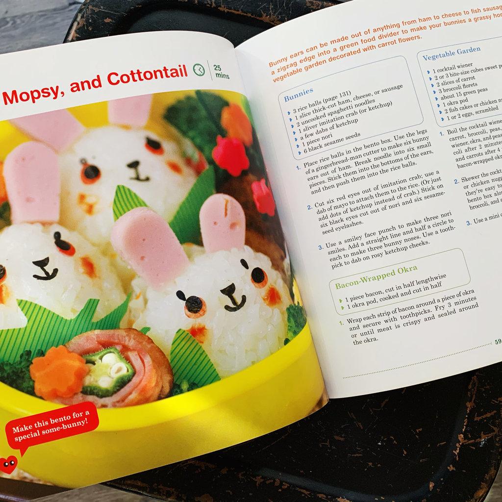 Book - Yum-Yum Bento Box: Fresh Recipes for Adorable Lunches