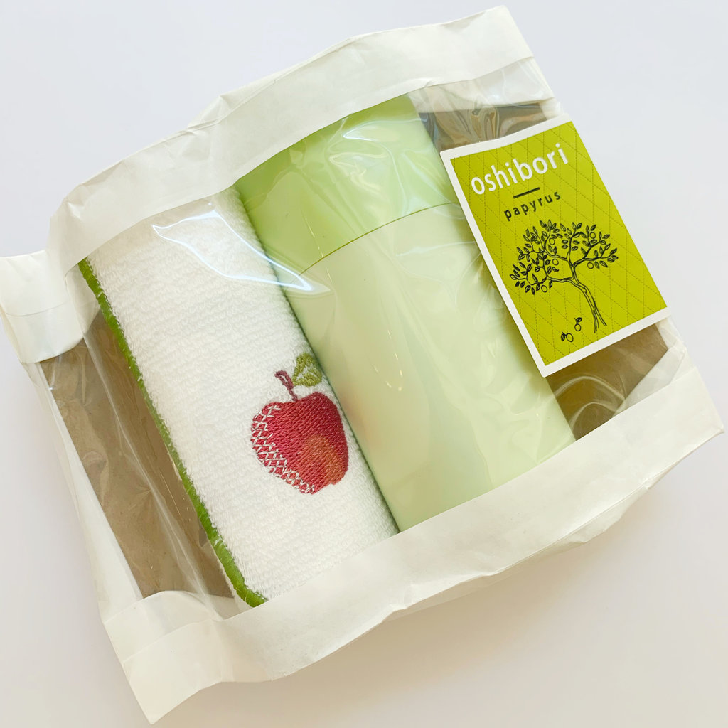 Prime Prime - Reusable Hand Towel & Case - Papyrus