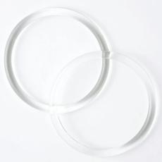 Furoshiki - Acrylic Handle - Round