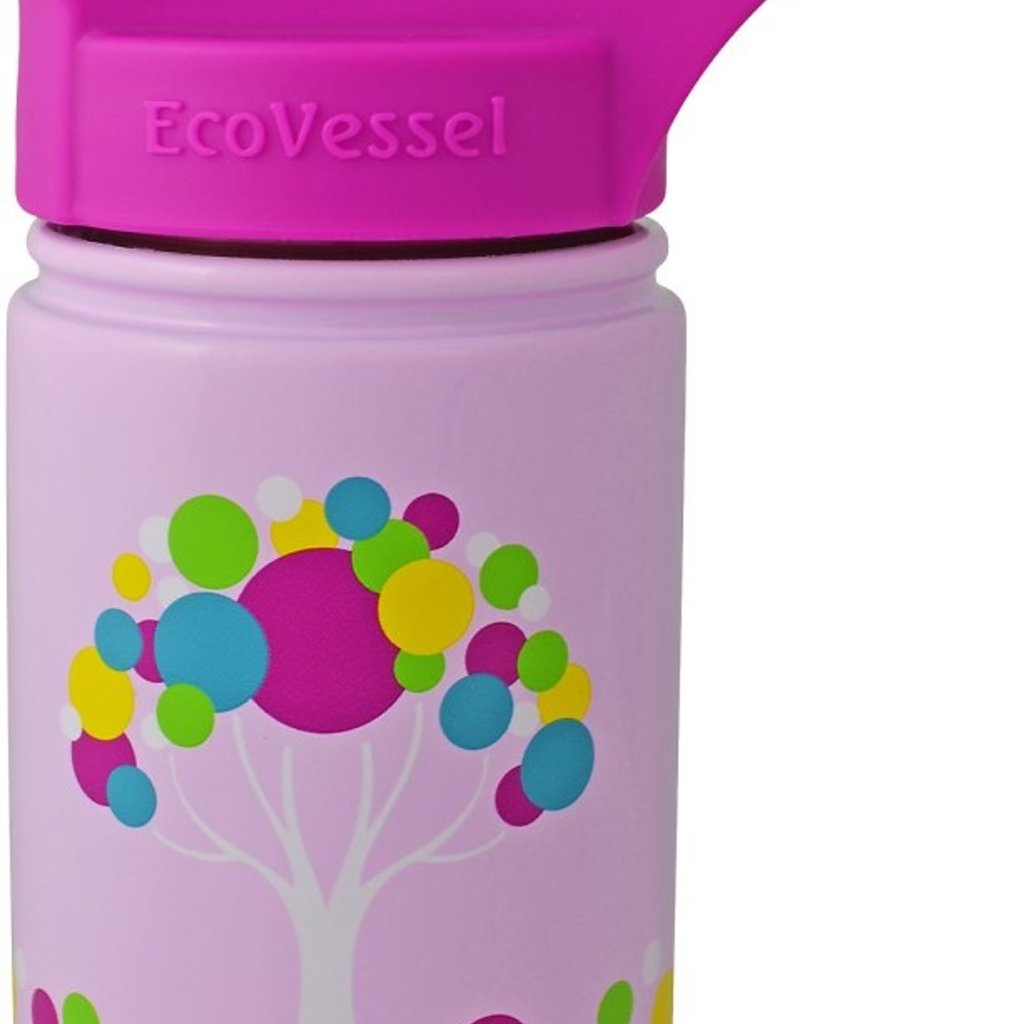 Ecovessel Drink - EcoVessel Scout - Stainless Steel