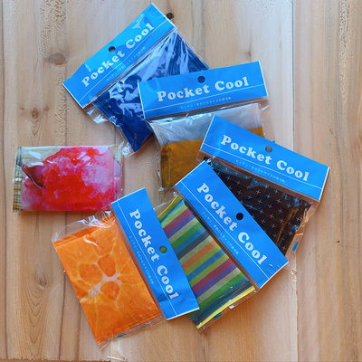 Gel Cool Ice Pack - Set of 6 - Assorted Designs
