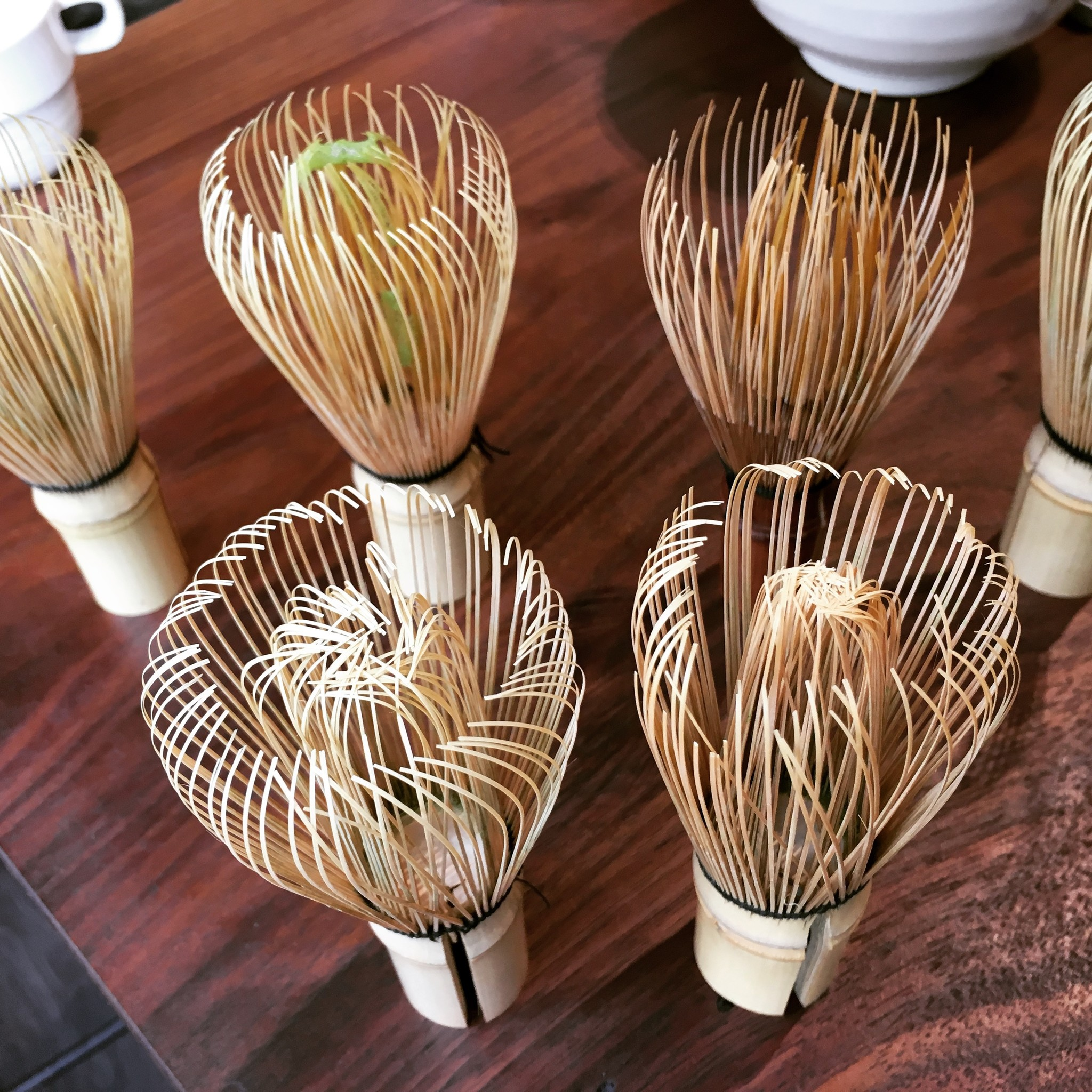The making of a Matcha tea whisk (chasen)