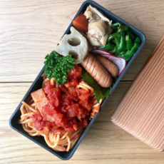 Gel Cool - Cedar Wood Bento Lunch Box