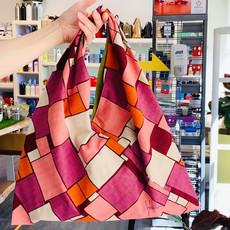 Musubi Sbilla - Triangle Tote Bag