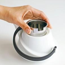 Kinto Kinto - Ridge Tea Set - Teapot & 2 cup/saucer