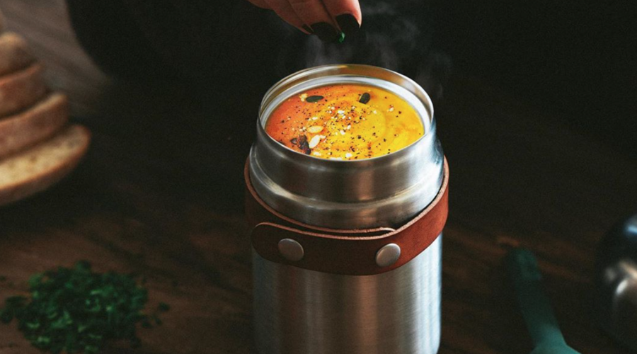 How to warm a thermos in a few easy steps