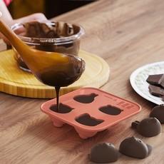 Monbento Monbento Silifriends - moules à gâteaux pour enfants