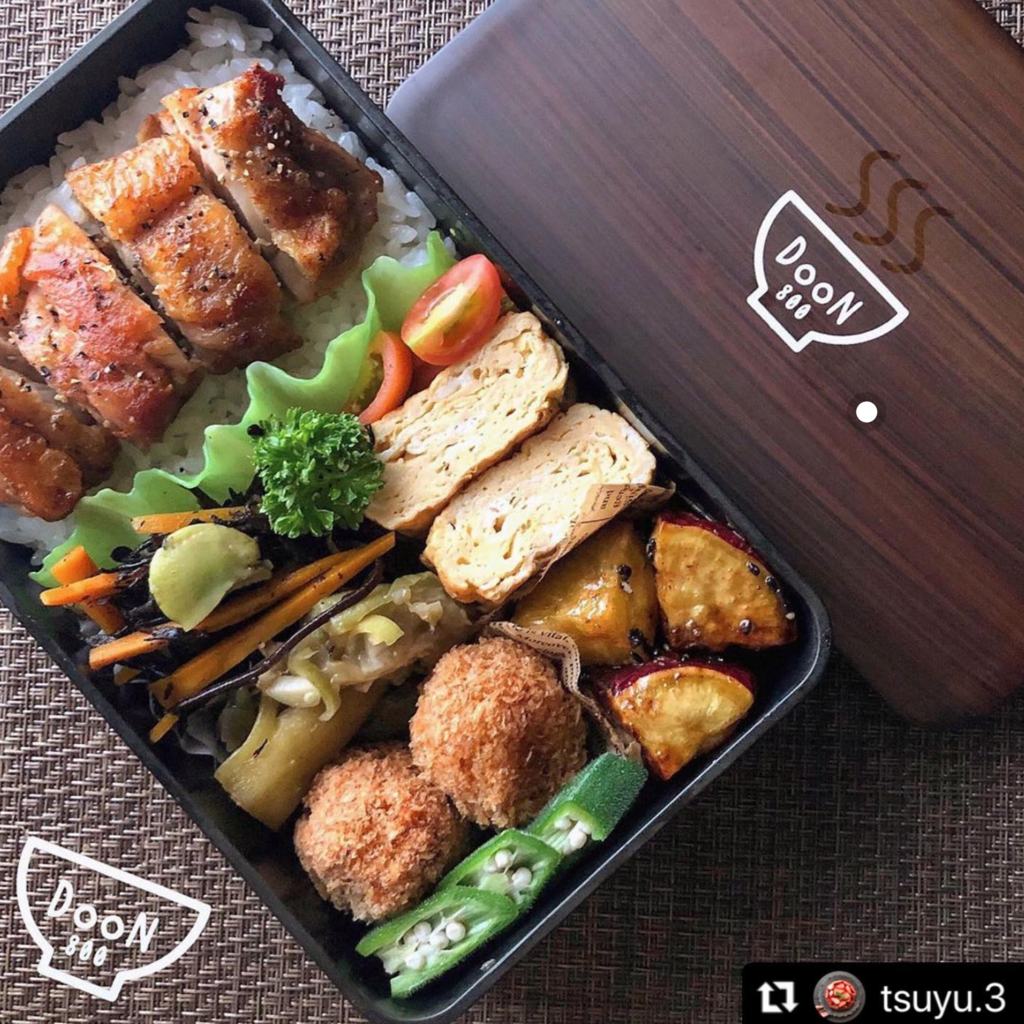 Hakoya Hakoya - DON Bento Box - Medium 800ml