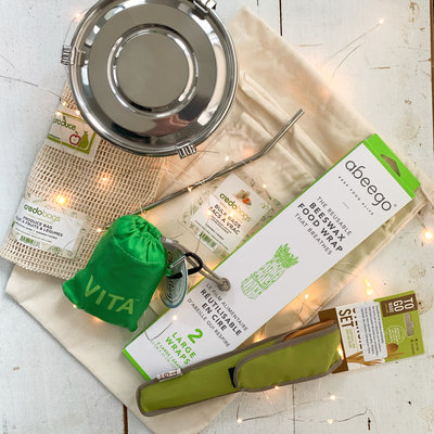 $100 - Zero-Waste Starter Bundle - 15% Off