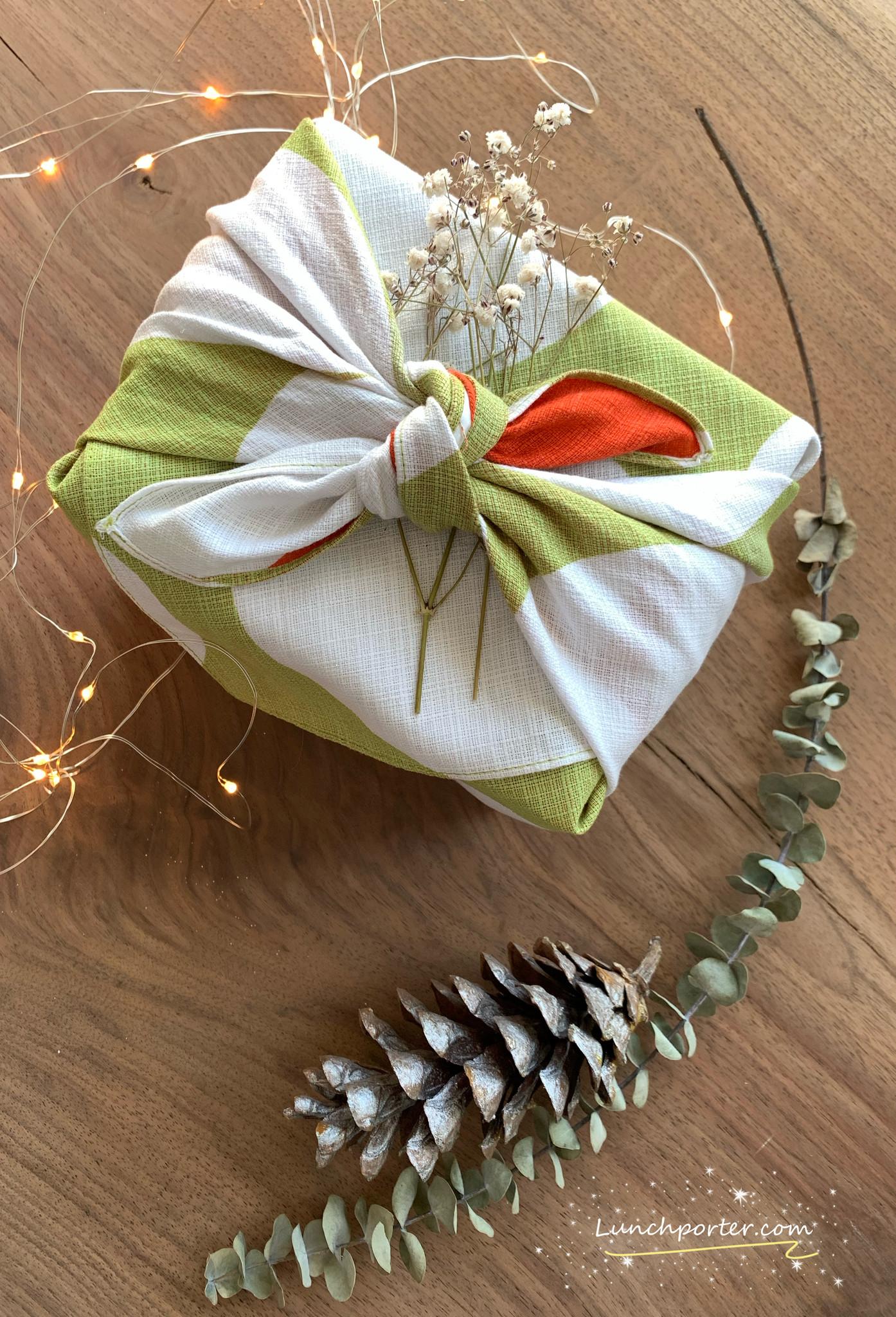 Furoshiki - emballage cadeau japonais