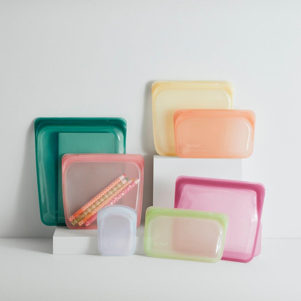 STASHER - Comment garder vos sacs propres et sentir bon*