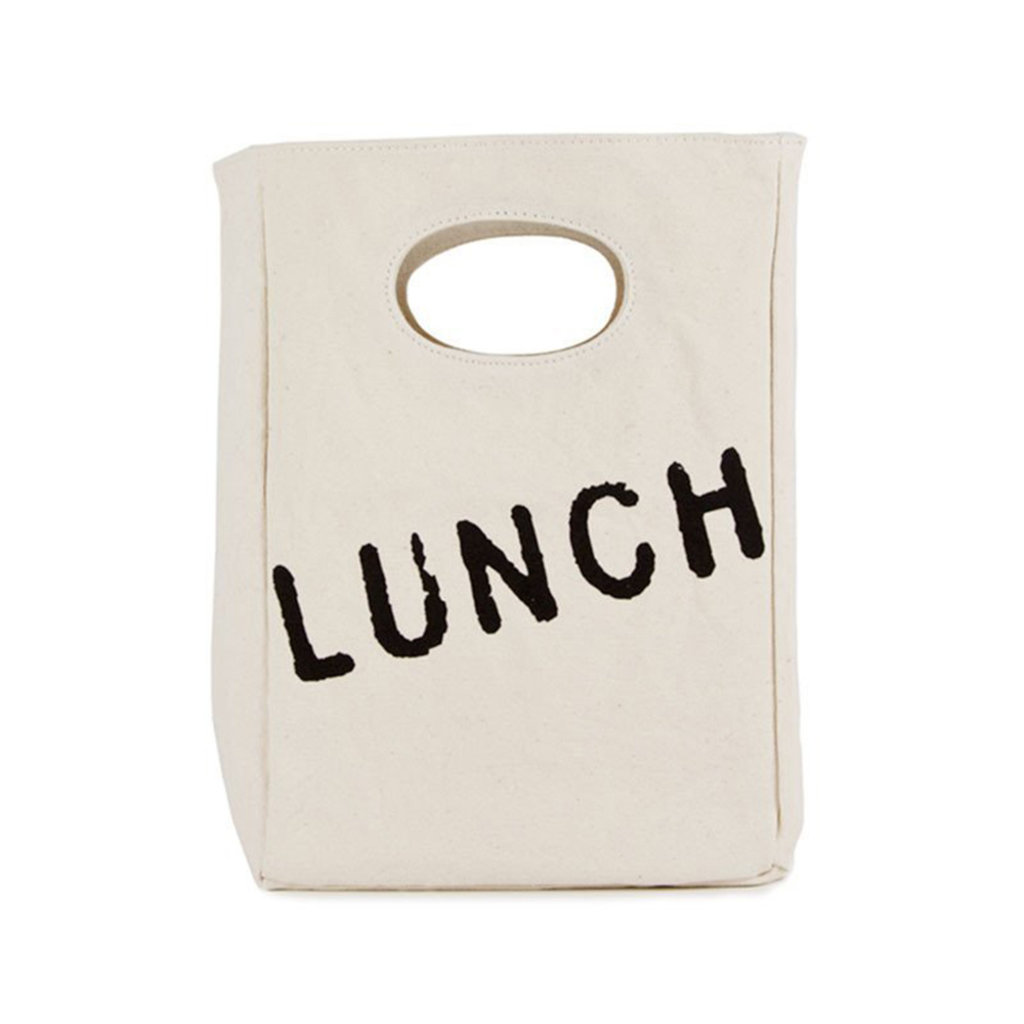 Fluf Fluf - Classic Organic Cotton Lunch Bag