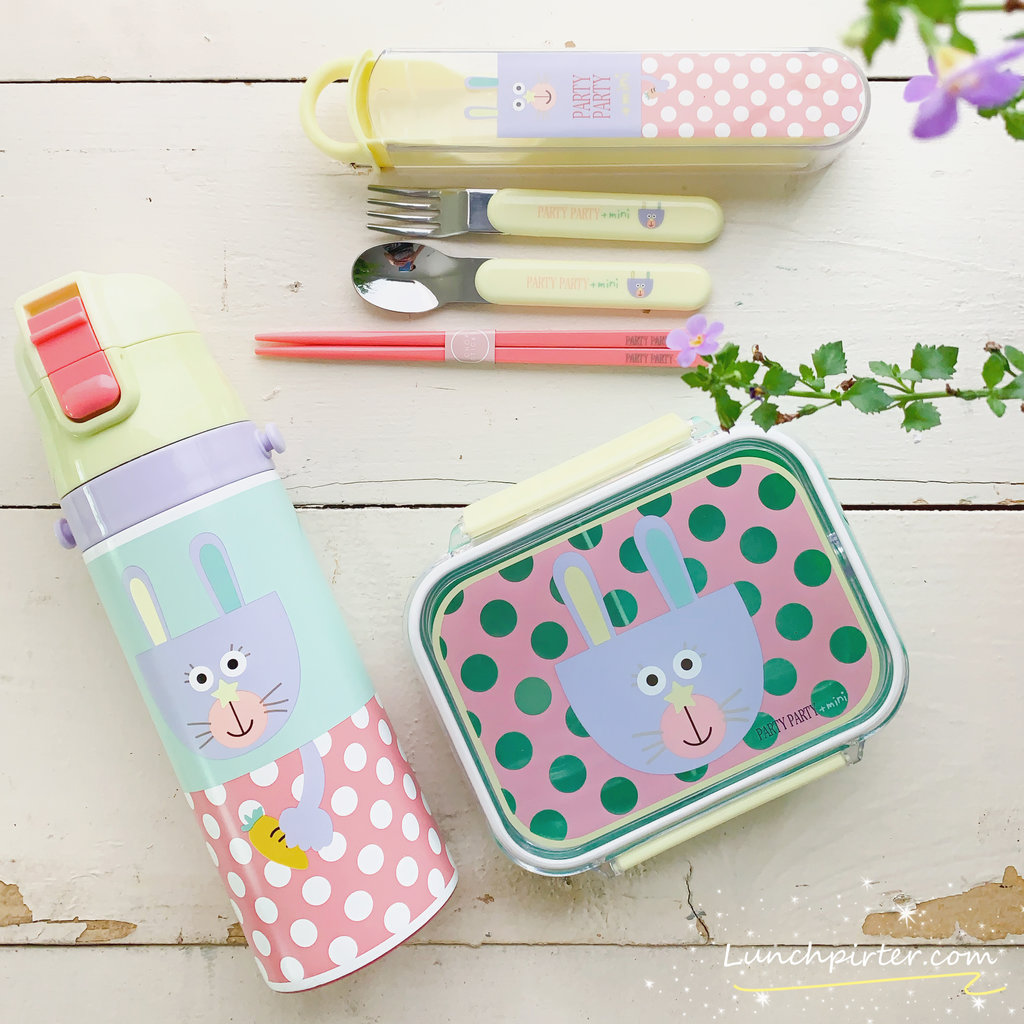 Bisque Bisque - Animo Thermos Bottle  2pcs