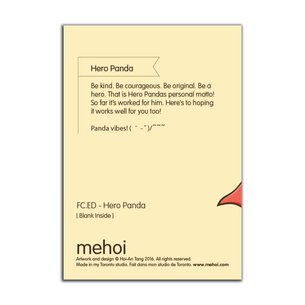 Mehoi Mehoi - Cartes de souhaits