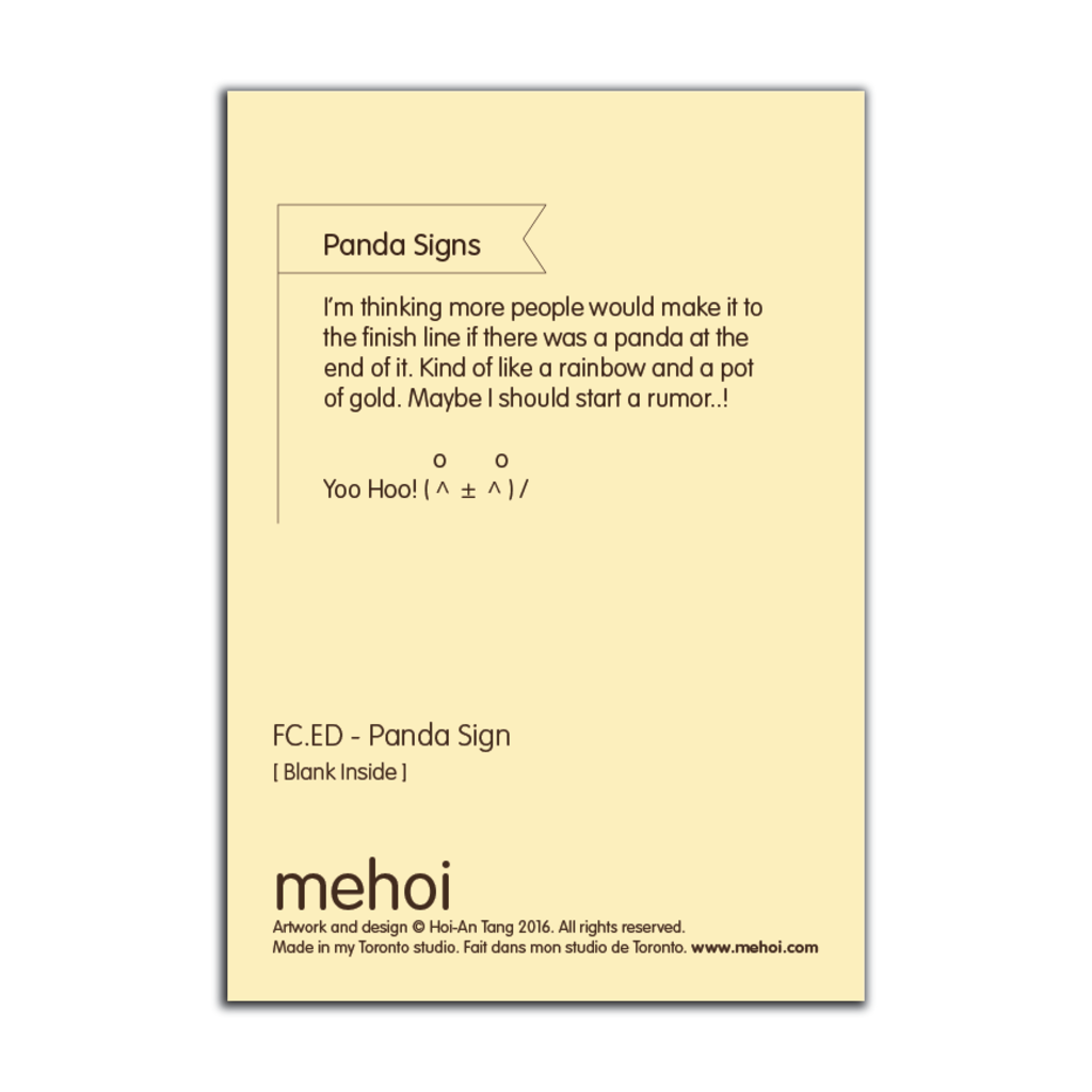 Mehoi Mehoi - Greeting Cards