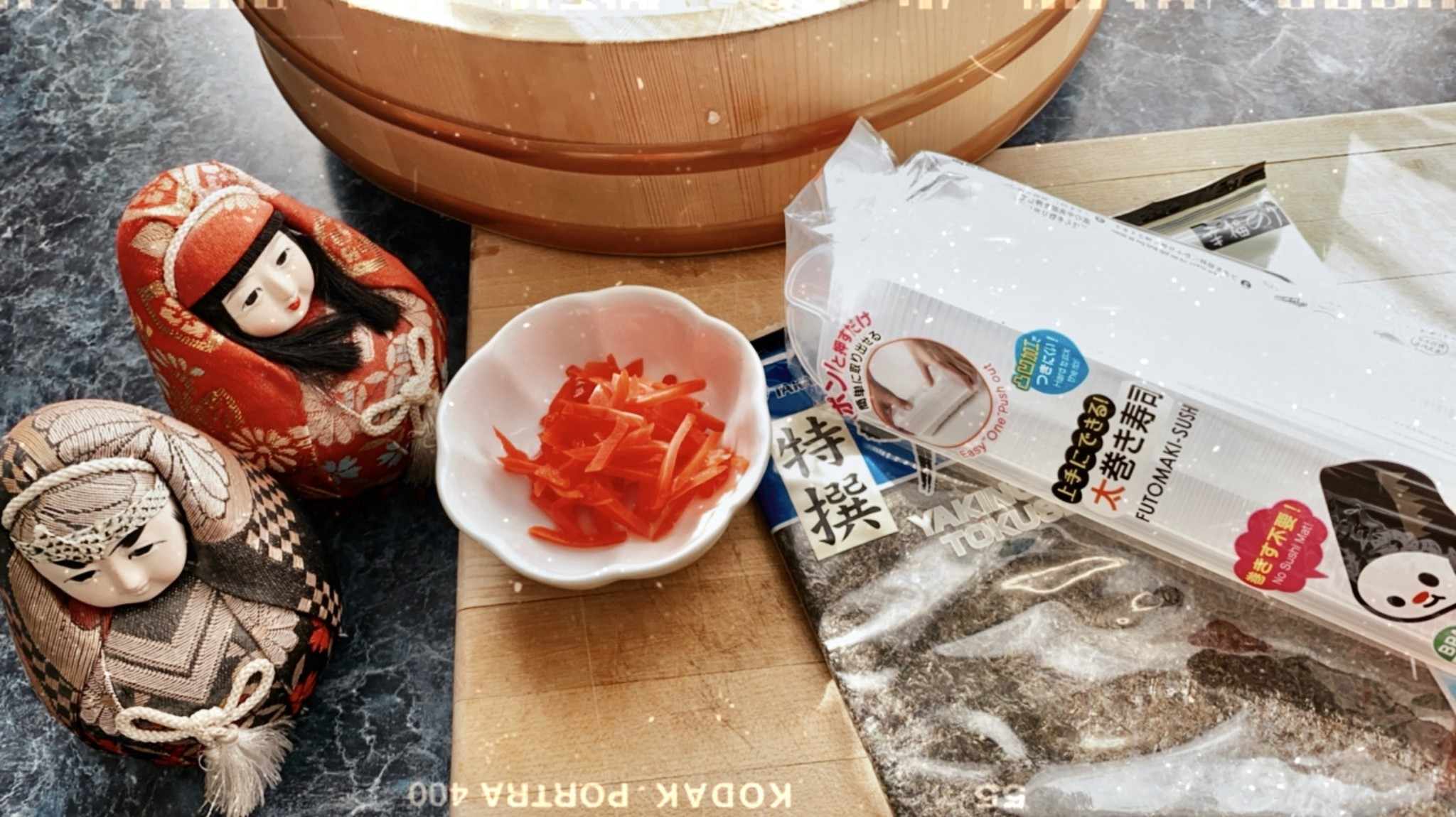 HOW-TO Use The Futomaki Sushi Mold