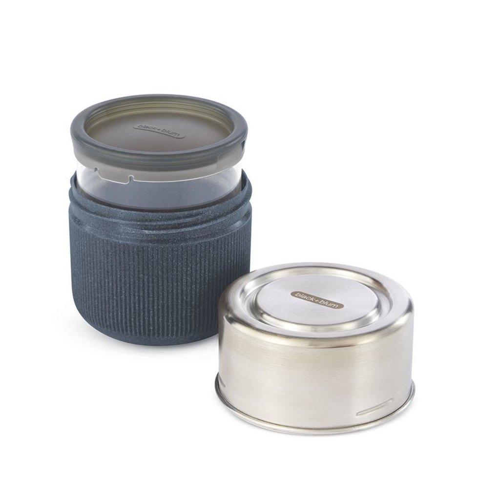 Black & Blum Black & Blum - Glass Lunch Pot - 450ml