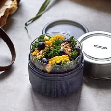 Black & Blum Black & Blum - Pot à lunch en verre - grand