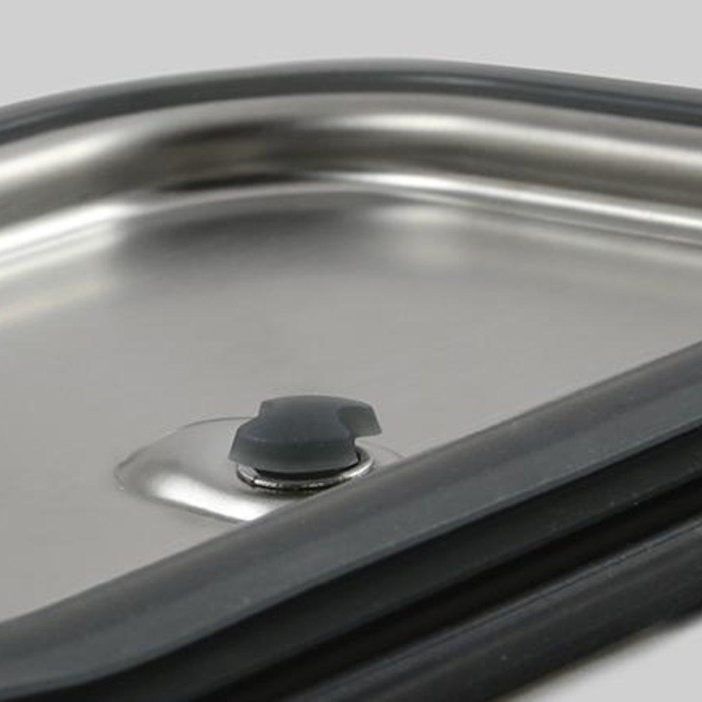 Black & Blum Black & Blum - Stainless Steel Lunch Box Small