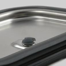 Black & Blum Black & Blum - Boîte à lunch en acier inoxydable - Petit