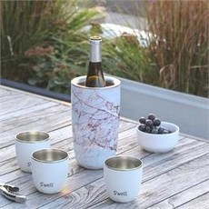 Swell Swell - Wine Chiller & Insulated Tumblers - Set