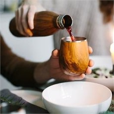 Swell Swell - Refroidisseur de vin & gobelets isolés - Ensemble