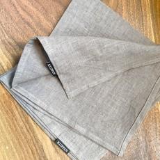 Klippan KLIPPAN - Serviettes de table 100% lin délavé - Ensemble de 2