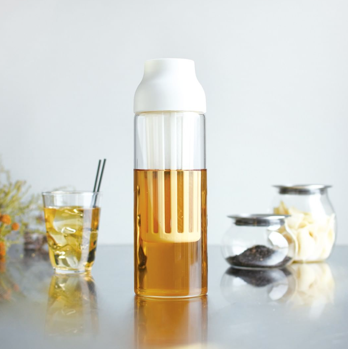 3 Steps for making a great glass of cold brew iced tea
