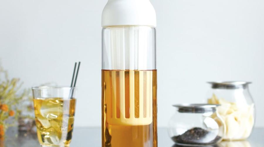 3 étapes pour préparer un excellent thé glacé infuser à froid