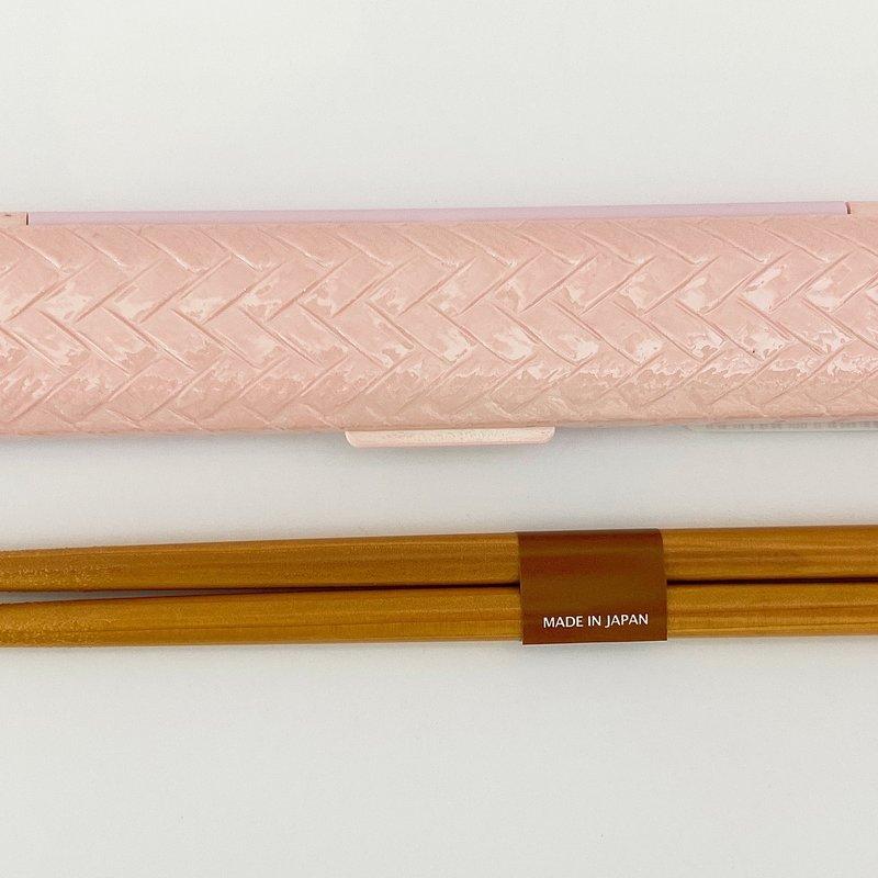 Hakoya Hakoya - Chopsticks & Case - 18cm