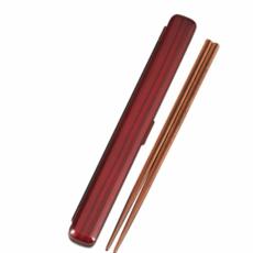 Hakoya Hakoya - Baguettes et étui - 23cm