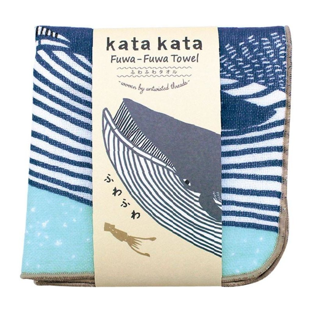 Fluffy Hand Towel - Kata Kata