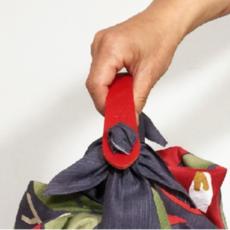 Uoak 'Light' Leather Handle for Furoshiki