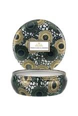 Voluspa Voluspa 3 Wick Decorative Tin